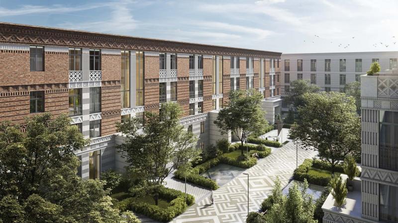 "ЖК ""The Residences Mandarin Orietal"" - фото 3"