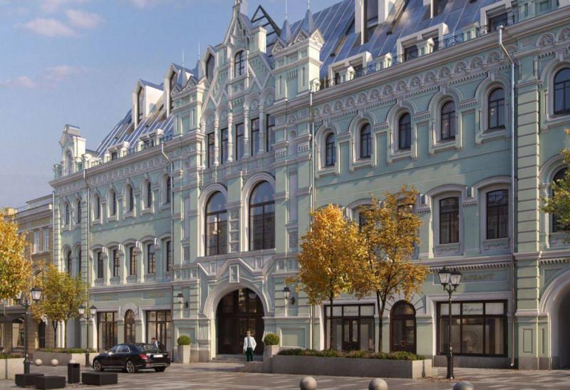 """ЖК """"Kuznetsky Most 12 by Lalique"""" - фото 10"""