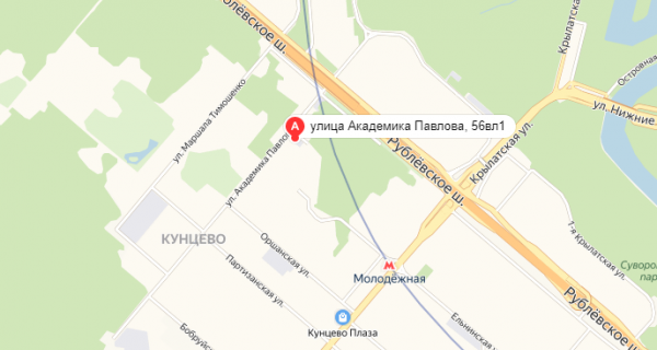 "ЖК ""Академика Павлова 56"""