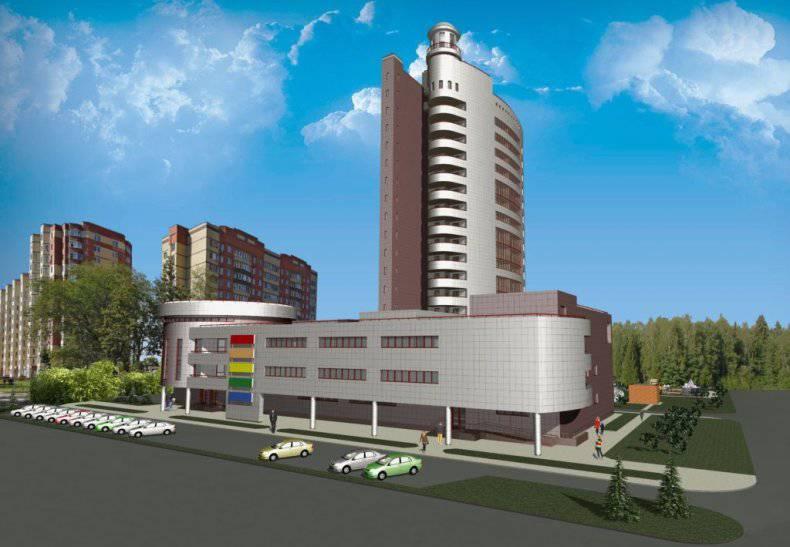"ЖК ""На Тверской в Дубне"" - фото 2"