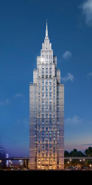Комплекс апартаментов Alcon Tower - фото 13
