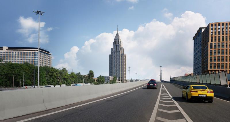 Комплекс апартаментов Alcon Tower - фото 12