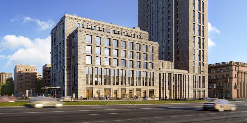 Комплекс апартаментов Alcon Tower - фото 11