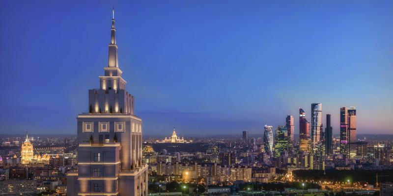 Комплекс апартаментов Alcon Tower - фото 10