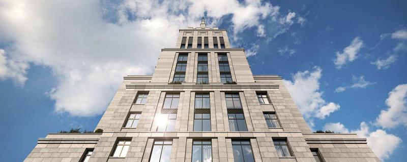 Комплекс апартаментов Alcon Tower - фото 3
