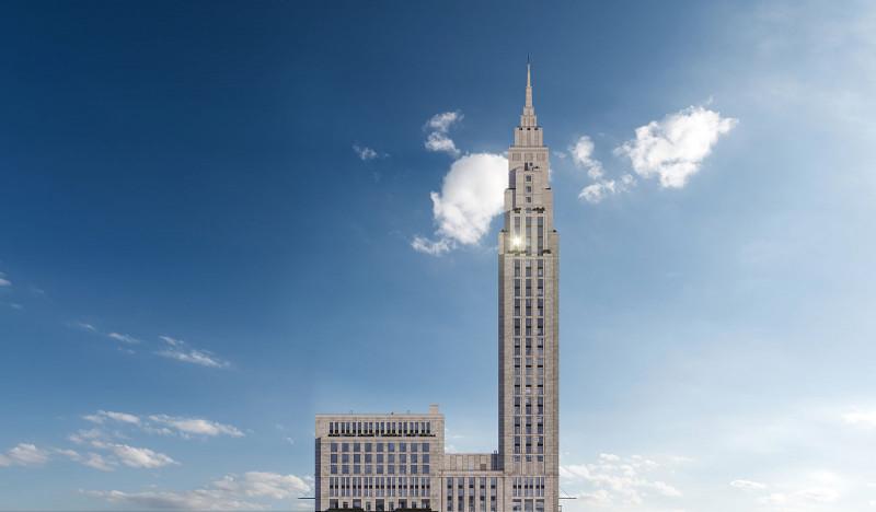 Комплекс апартаментов Alcon Tower - фото 2