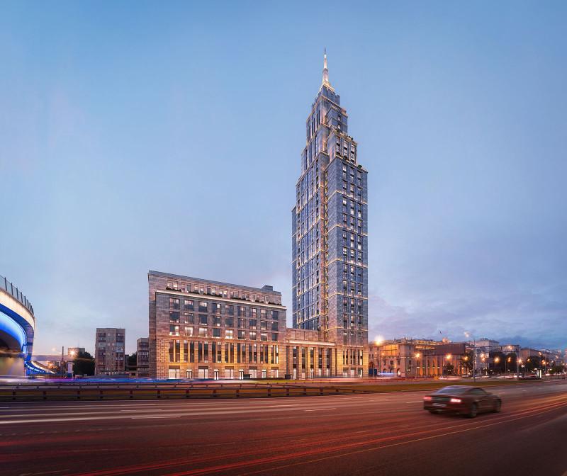 Комплекс апартаментов Alcon Tower - фото 6