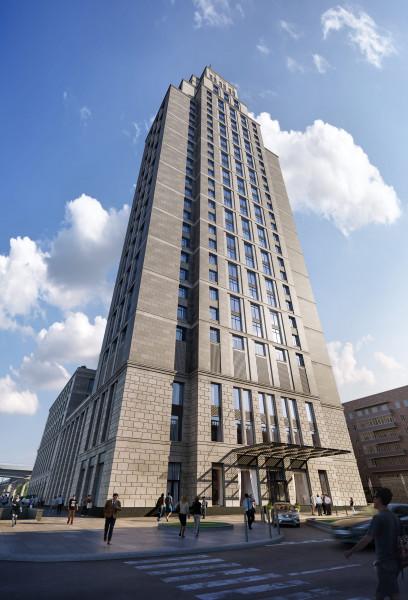 Комплекс апартаментов Alcon Tower - фото 7
