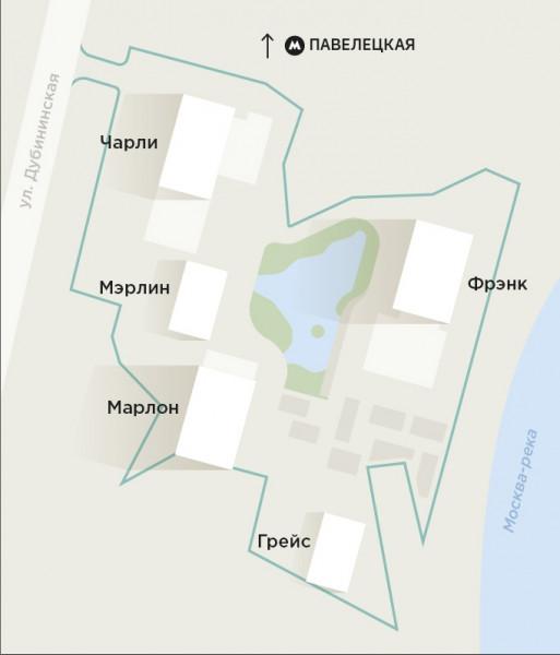 "ЖК ""Павелецкая Сити"" - фото 16"