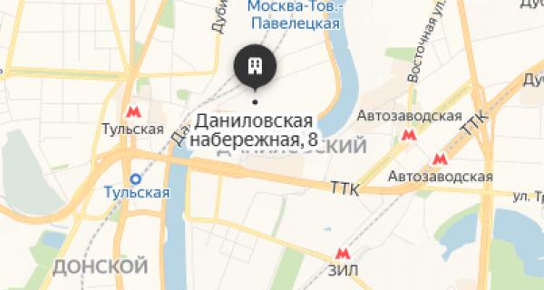 """ЖК """"Даниловская набережная, 8"""""""
