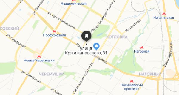 """ЖК """"Кржижановского, 31"""""""