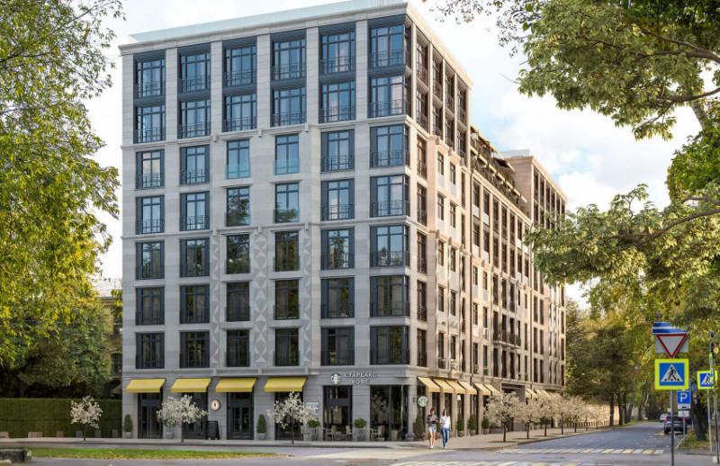 "ЖК ""Residence Hall Шаболовский"" - цены на апартаменты, планировки ..."