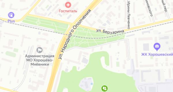 """ЖК """"Народного ополчения 34"""""""
