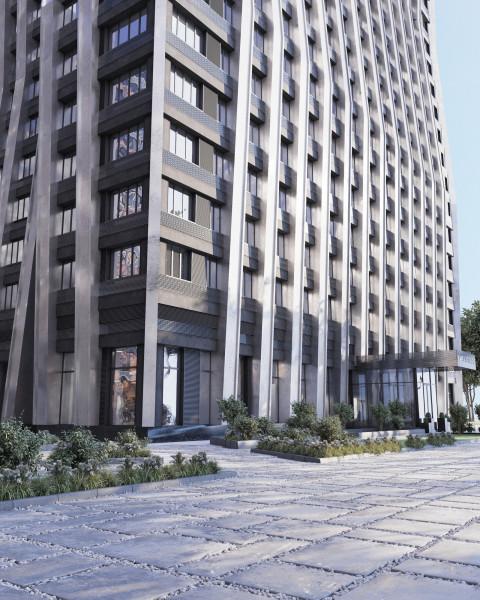 """Квартиры в ЖК """"AFI Tower"""" в МСК, СВАО, метро Свиблово"""
