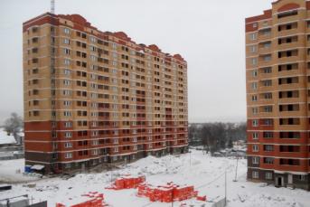 """Строительство ЖК """"Марушкино"""" возобновится весной"""
