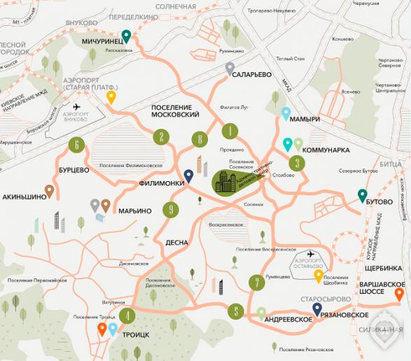 Через 5 лет в ТиНАО начнут строить трамвайные линии - Фото 2