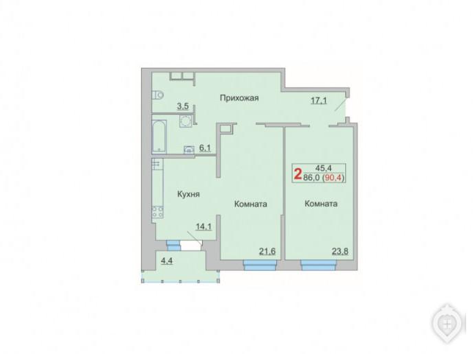 """ЖК """"Афродита-2"""": дома средней этажности от неторопливого застройщика - Фото 42"""