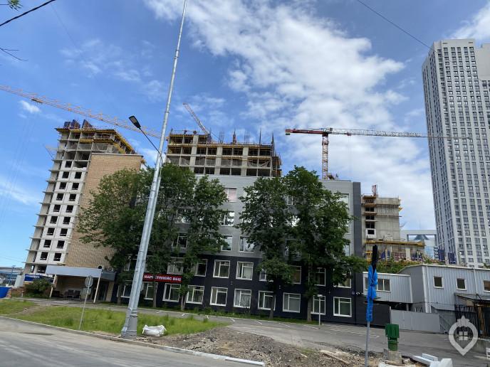 ЖК Хедлайнер: жилая часть самого делового квартала столицы - Фото 80