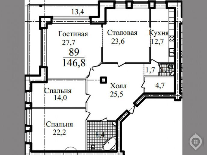 """ЖК """"Берег"""": крепость у воды - Фото 31"""