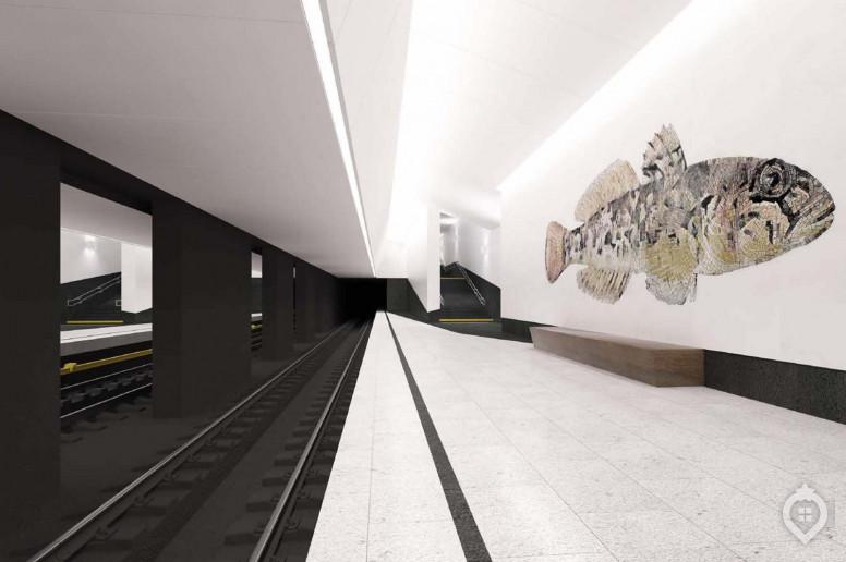 До начала 2024 года в Москве откроют 25 станций метро - Фото 9