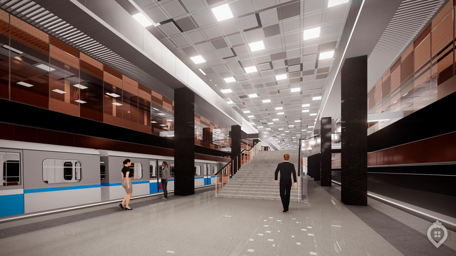 До начала 2024 года в Москве откроют 25 станций метро - Фото 7