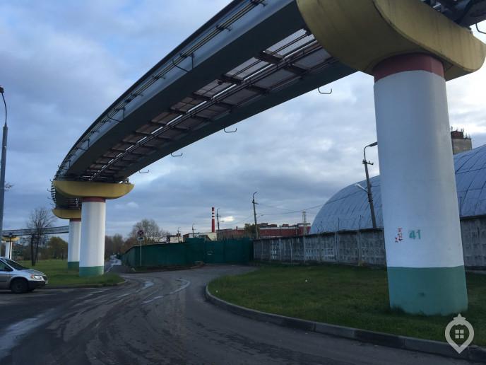"""ЖК """"Фонвизинский"""": скромный паркинг, но до метро 100 метров - Фото 45"""