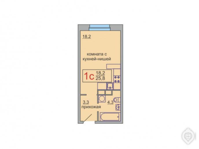 """ЖК """"Афродита-2"""": дома средней этажности от неторопливого застройщика - Фото 44"""