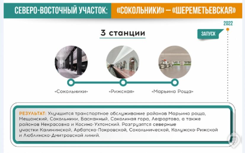 До начала 2024 года в Москве откроют 25 станций метро - Фото 22