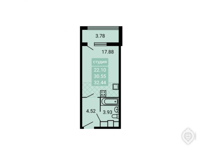 """ЖК """"Домодедово парк"""": спальный район напротив логистического гиганта - Фото 40"""