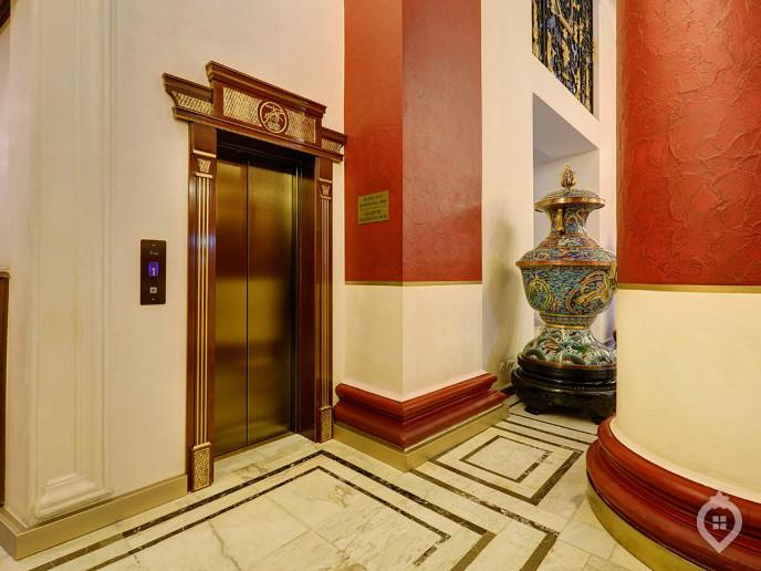 """В гостиничном комплексе """"Пекин"""" установили новые лифты и модернизировали фитнес-зал - Фото 1"""