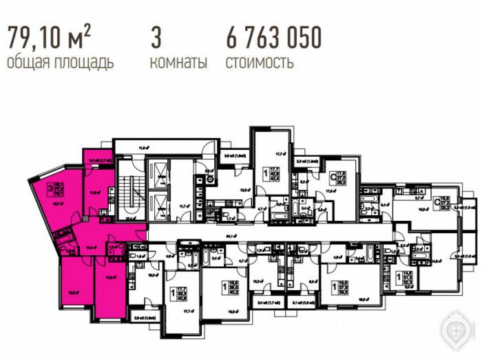 """""""Сколковский"""" UP! – квартал комфорт-класса, который не хочет уступать конкурентам - Фото 40"""