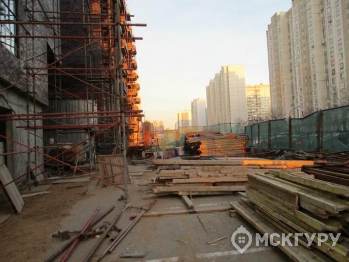 """""""Штат 18"""": стандарты элитного жилья переезжают за МКАД - Фото 18"""