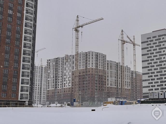"""ЖК: """"Южная Битца"""": панельный конструктор от ДСК-1 - Фото 67"""