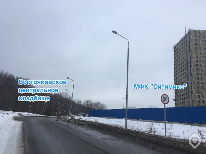 "Апарт-комплекс ""Ситимикс"": самая дешёвая новостройка на юго-западе столицы - Фото 49"
