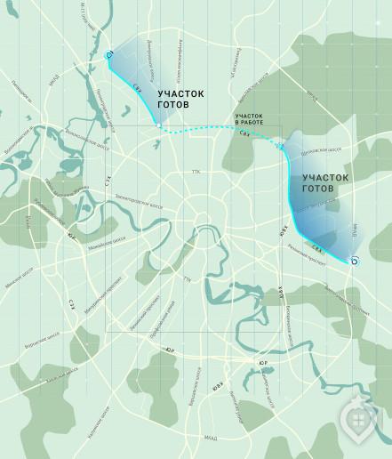 До начала 2024 года в Москве откроют 25 станций метро - Фото 41