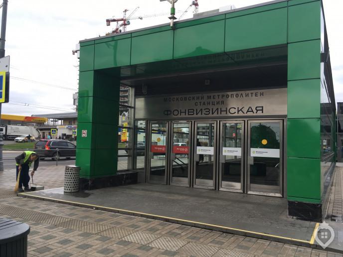"""ЖК """"Фонвизинский"""": скромный паркинг, но до метро 100 метров - Фото 32"""