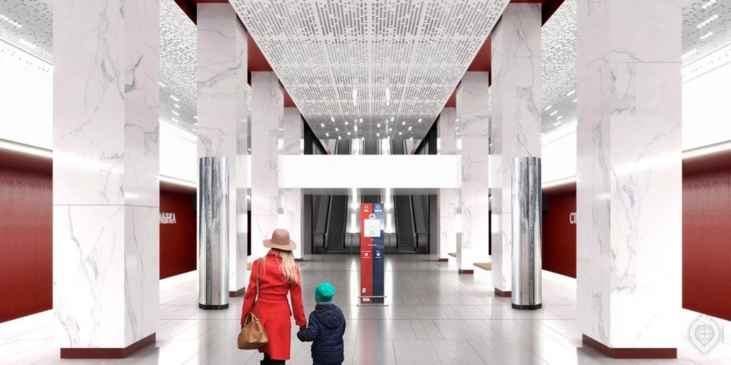 До начала 2024 года в Москве откроют 25 станций метро - Фото 10