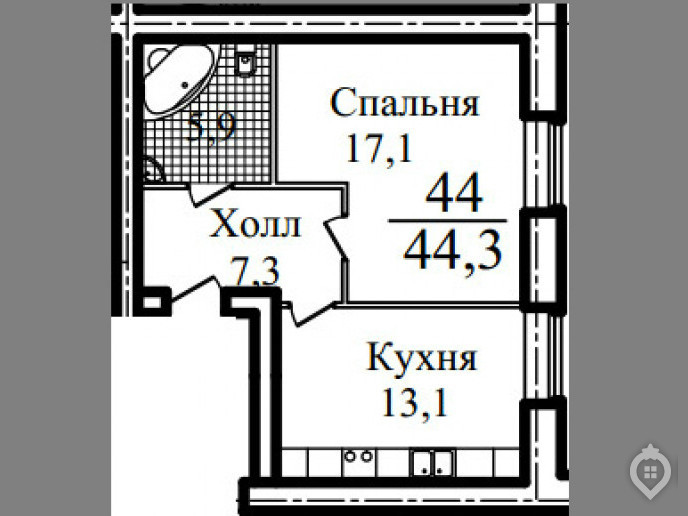"""ЖК """"Берег"""": крепость у воды - Фото 27"""