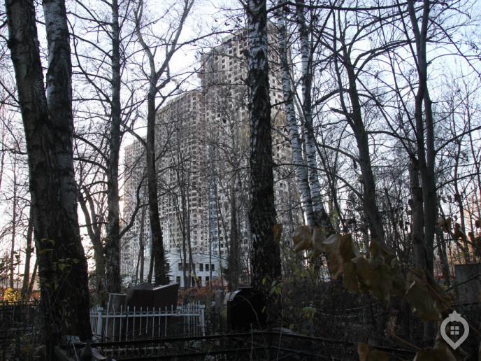 """ЖК """"Маяковский"""": меж луной, кладбищем и СИЗО - Фото 33"""