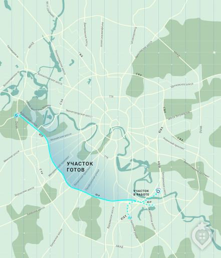 До начала 2024 года в Москве откроют 25 станций метро - Фото 39