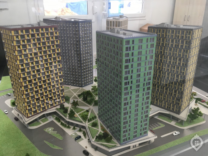 "Апарт-комплекс ""Ситимикс"": самая дешёвая новостройка на юго-западе столицы - Фото 76"