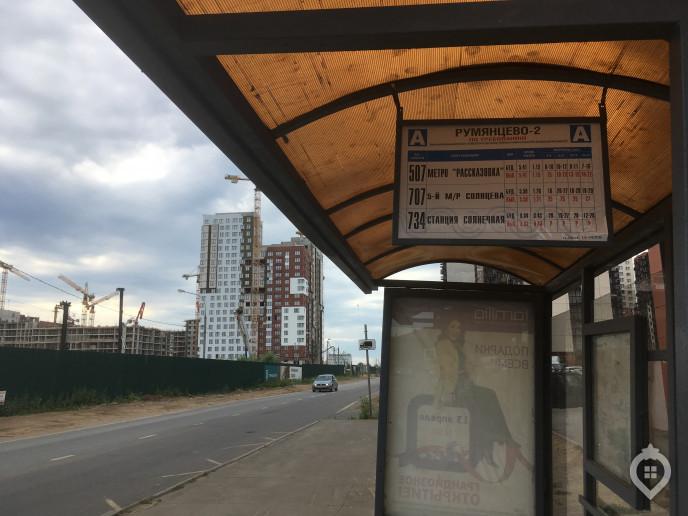 """ЖК """"Румянцево парк"""": бизнес-класс с промзоной через дорогу - Фото 48"""