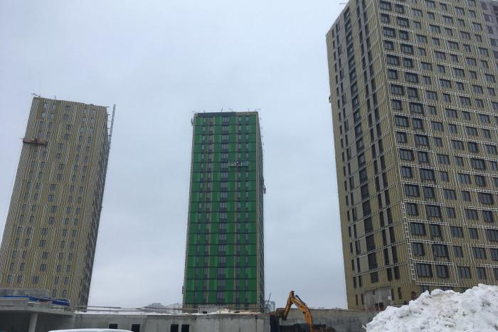 """Апарт-комплекс """"Ситимикс"""": самая дешёвая новостройка на юго-западе столицы"""