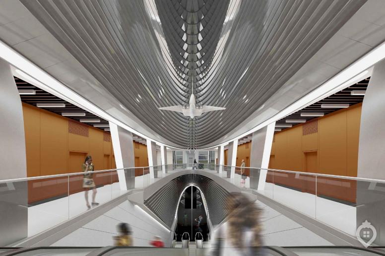 До начала 2024 года в Москве откроют 25 станций метро - Фото 30