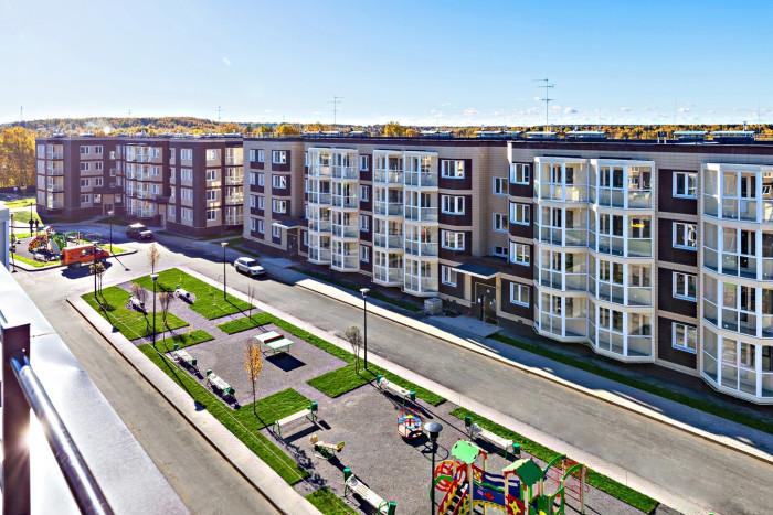 """Банк """"ВТБ"""" аккредитовал первую очередь жилого комплекса """"Катуар"""""""