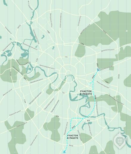 До начала 2024 года в Москве откроют 25 станций метро - Фото 42
