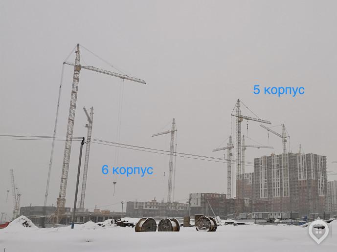 """ЖК: """"Южная Битца"""": панельный конструктор от ДСК-1 - Фото 69"""