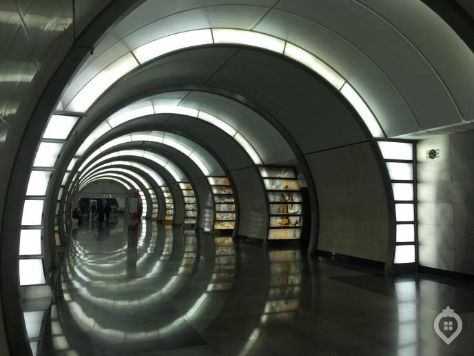 """ЖК """"Фонвизинский"""": скромный паркинг, но до метро 100 метров - Фото 33"""