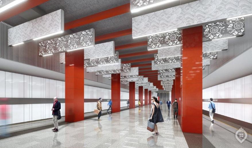 До начала 2024 года в Москве откроют 25 станций метро - Фото 1