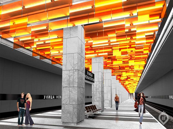 До начала 2024 года в Москве откроют 25 станций метро - Фото 3